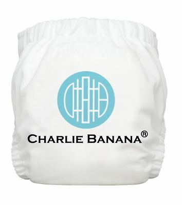 Charlie Banana 2 in 1 Eco-Friendly Hybrid Reusable Cloth Diaper - One Size