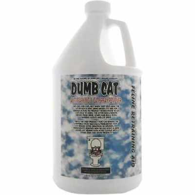 Dumb Cat AntiMarking  Cat Spray Remover 128 fl oz