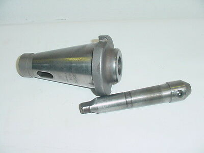 """No. 59 CAT 50 holder for a B & S no. 9 taper, with a 1/2"""" holder"""