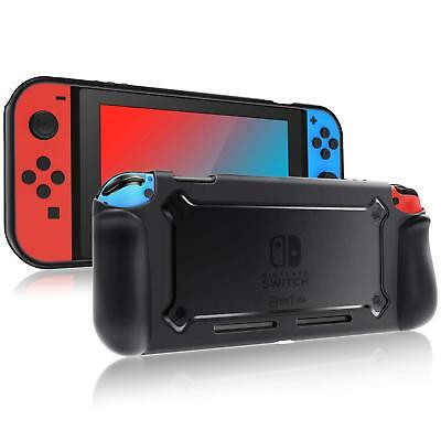 For Nintendo Switch Case Slim Hybrid Protective Cover With Anti-Scratch Shock