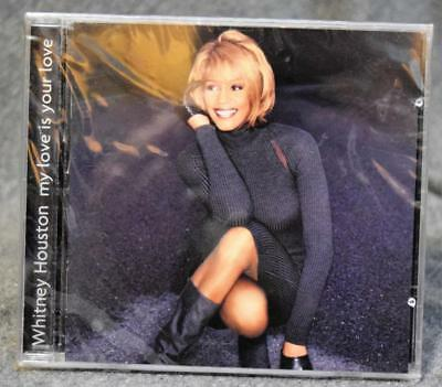 BMG Whitney Houston My Love Is Your Love CD New Sealed