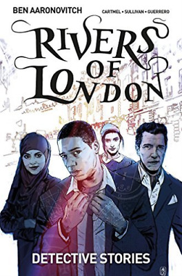 Cartmel  Andrew-Rivers Of London Volume 4: Detective Stories  BOOK NEW