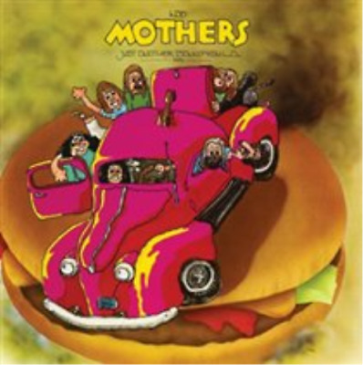 The Mothers-Just Another Band from L.A.  CD NEW