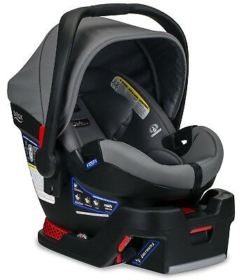 Britax B-Safe Ultra Infant Car Seat Baby Child Safety Gris NEW 2018