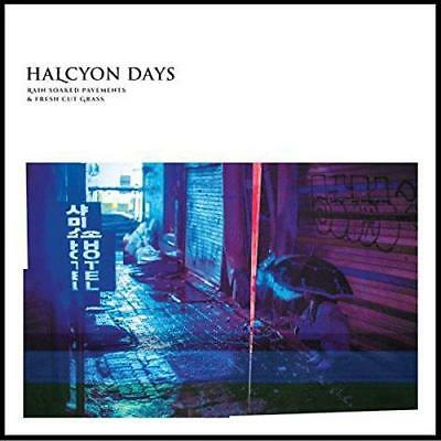 Halcyon Days - Rain Soaked Pavements And Fresh Cut Grass (NEW VINYL LP)
