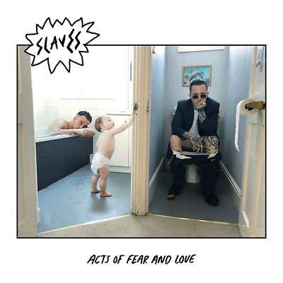 Slaves - Acts Of Fear And Love (NEW CD ALBUM)