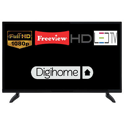 """Digihome 49470FHDDLED 49"""" LED TV Full HD 1080p Built-In Freeview HD Tuner HDMI"""