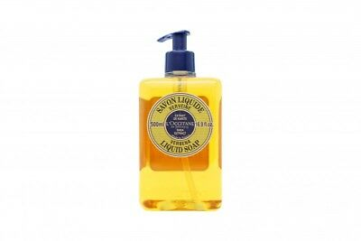 L'occitane Shea Extract Verbena Liquid Soap Pump. New. Free Shipping