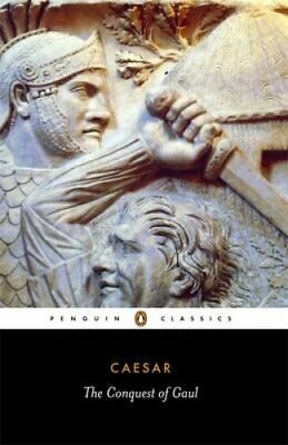 The Conquest of Gaul by Julius Caesar 9780140444339 (Paperback, 1982)