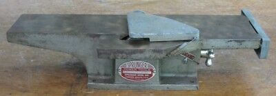 Sprunger Bros. Power Tools 4-in. Wood Jointer