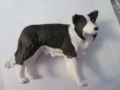 Small Border Collie Figure Toy Mojö Brand New Sealed