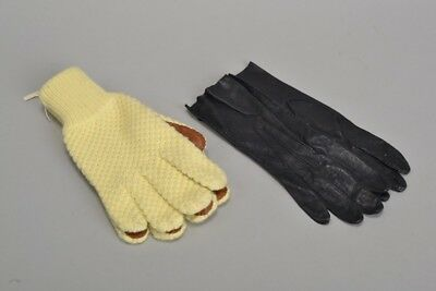 Foxhunting Ladies Approx. s4.5 Riding Gloves by Millar & Daywear Gloves. Ref IDQ