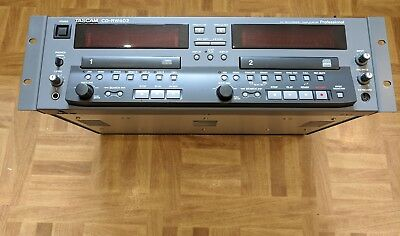 Tascam CD RW 402 With Remote