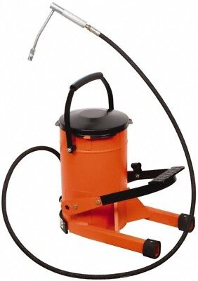 Pro-Lube Steel High Pressure Foot Operated Grease Pump FOP/10A