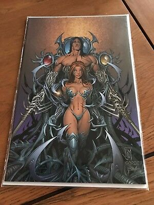 Image Comics WITCHBLADE #54 Dynamic Forces Virgin Cover, only 1500 printed MINT