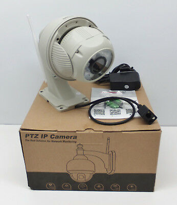 Iegeek Pzt Outdoor Ip Camera - Boxed