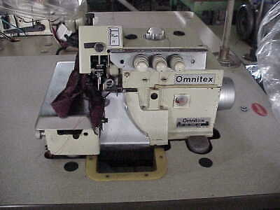 Fully Serviced Brother 3 Thread Overlocker Industrial Sewing Machine