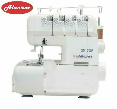 New JAGUAR  Easy Thread High Quality Overlocker Machine 2 Year Warranty