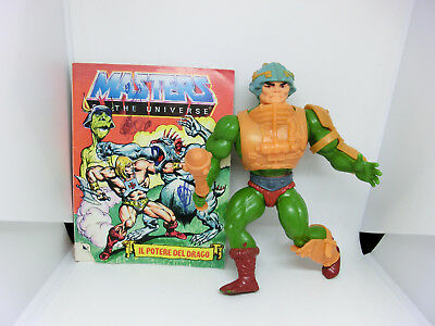Masters Of The Universe Man At Arms Action Figur  Vintage He Man Motu