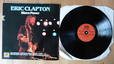 Eric Clapton    Blues Power    LP