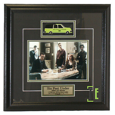 Six Feet Under HBO TV Series Photograph Frame (mov11f)