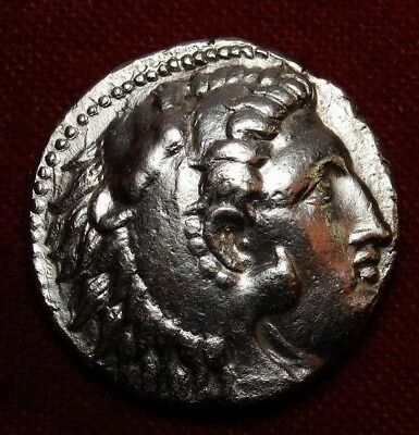 Alexander the Great Tetradrachm. Celtic mint After Babylon  issue of Seleukos I