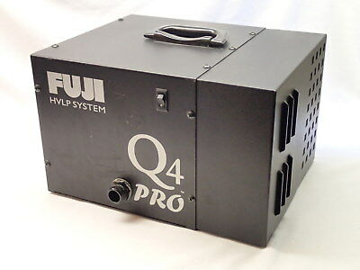 Fuji Industrial Spray Q4 Pro Air Blower Unit for HVLP System