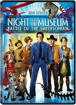Night at the Museum: Battle of the Smithsonian (Single-Disc Edition) [DVD] NEW!