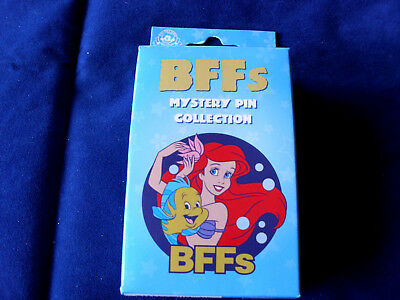Disney * BFF's * New in Box  2-Pin Mystery Collection Box