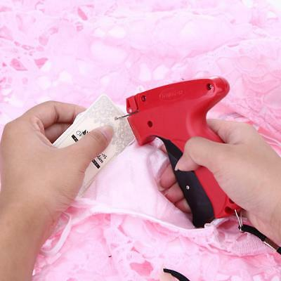 Garment Price Label Clothes Gun Tagging Maker Machine With Needle Sewing Tools