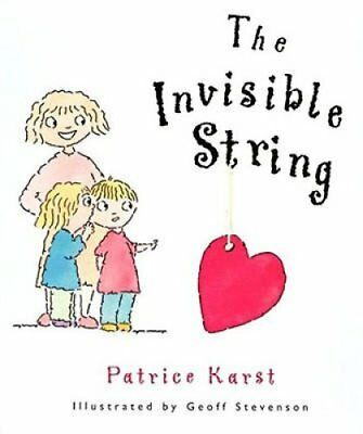The Invisible String by Patrice Karst 9780875167343 (Hardback, 2001)