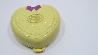 Vintage 1994 Polly Pocket Bluebird Strollin' Baby Babysitting Collection Compact