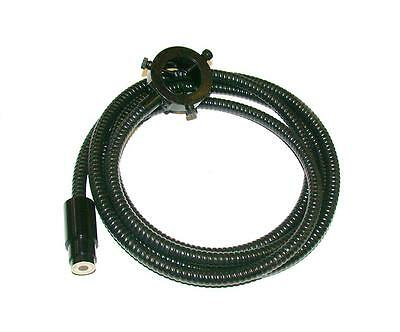 New Schott-Fostec Fiber Optic Light Ring Cable Model B07660.90