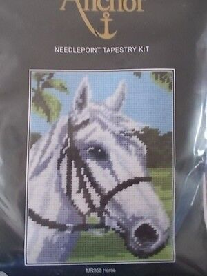 """Tapestry Needlepoint  Kit """" Horse """"New by Anchor"""