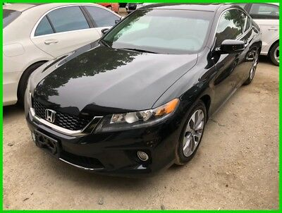 Honda Accord EX 2013 EX Used 2.4L I4 16V Automatic FWD Coupe