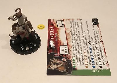 Horrorclix Nightmares Tommyknocker #037 with Card NEW from Booster Pack