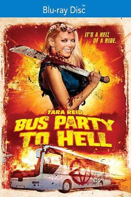 Bus Party To Hell New Dvd