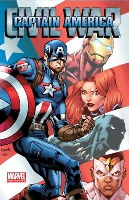 Marvel Universe Captain America: Civil War (Marvel Adventures/Mar...