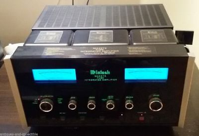 McIntosh MA2275 Vacuum Tube Integrated Amplifier with remote