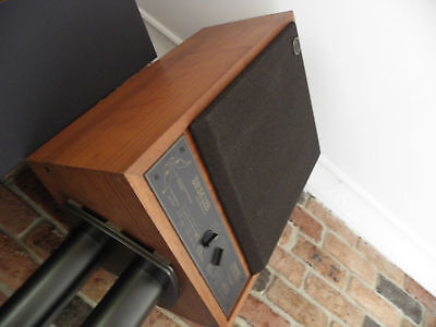 TANNOY Super Red Monitor SRM 12b speakers monitor Gold drivers dual concentric