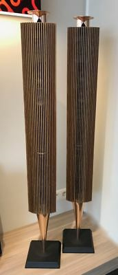 Bang & Olufsen Beolab 18 90 years edition with Smoked Oak covers OVP !!!