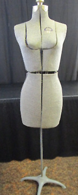 Vintage Acme Adjustable Dress Form Size A (190)