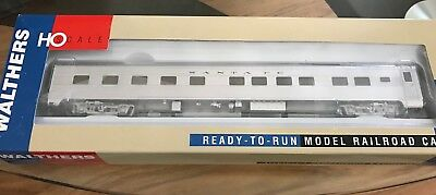 Walthers 932-6842 HO Santa Fe Pullman-Standard Plan 4140 10-6 Sleeper NEW