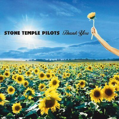 """CD STONE TEMPLE PILOTS """"THANK YOU"""". New and sealed"""