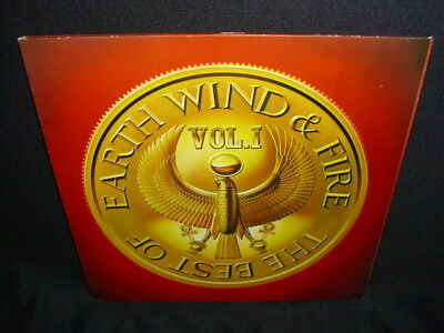 LP: Earth Wind And Fire - The Best Of Volume 1 - CBS 83284 - incl. OIS