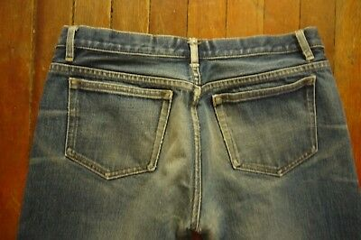 A.p.c. Petit New Standard Size 32 X 31 Mens Button Fly Jeans