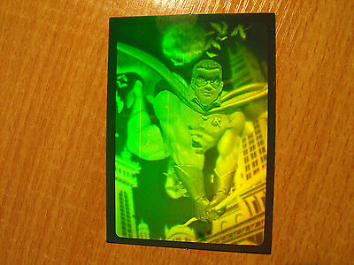 Batman Forever Metal Hologram Card 3 Of 4 Robin