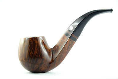 Estate Pfeife Pipe Pipa - MASTRO DE PAJA, GRADE 3A MEDIA - Bent