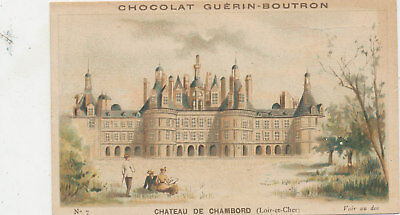 C8730  Victorian Trade Card Chocolat Chocolate French Guerin Boutron Variety