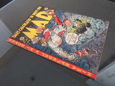 Mad #2 EC 1953 - Dick Tracy cameo - golden age - check out our comics!!!!